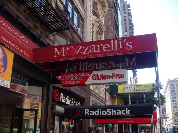 mozzarellis
